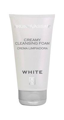 WHITE CREAMY CLEANSING FOAM
